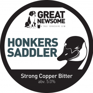 Our new bitter: Honkers Saddler
