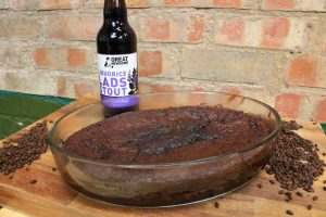 Chocolate Pudding with Stout