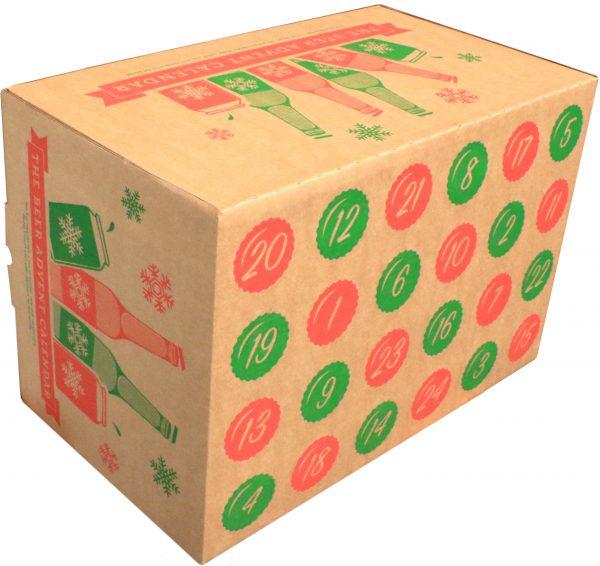 24-Bottle Advent Box