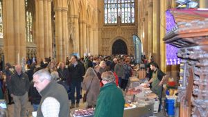 Beverley Christmas Festival of Food and Drink: One of our Biggest Yorkshire Markets
