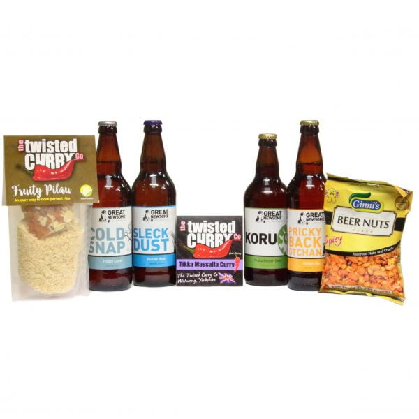 Curry and Beer Box
